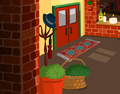 Virtual Worlds: Pizza House