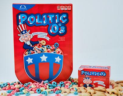 PoliticO*s Cereal & Mascot Crackers