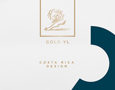 Young Lions Design Gold - Costa Rica