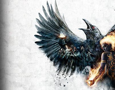 Social Media - Dungeon Siege III