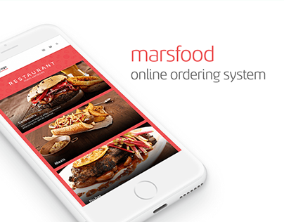 marsfood online ordering system Demo