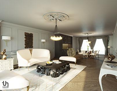 Christopher Guy Livingroom