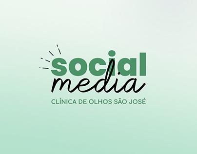 SOCIAL MEDIA - CLÍNICA DE OLHOS SÃO JOSÉ