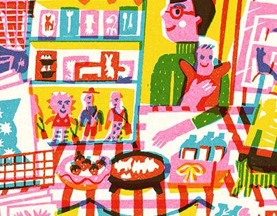 Illustrator Mom