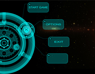 GAME INTERFACES ELEMENTS PROPOSALS