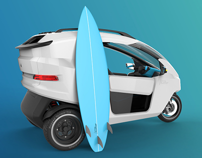 TXe electric vehicle concept