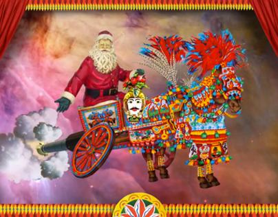 VIDEO ART DIRECTION / CHRISTMAS GREETINGS 2012