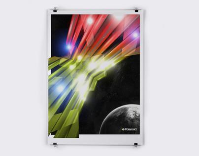 Polaroid Posters de Exhibición
