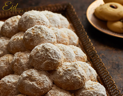Eid shoot - Commercial Photography and Food Styling
