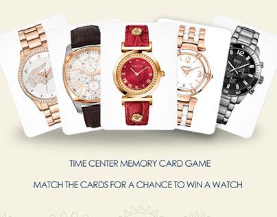 Time Center Game FB App