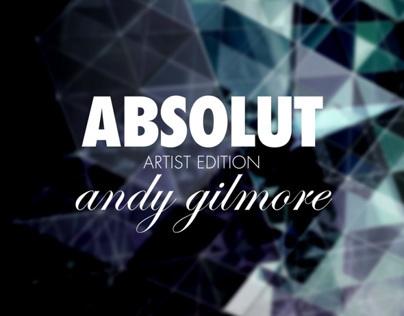 ABSOLUT Gilmore | Branding