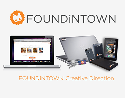 FOUNDiNTOWN | Creative Direction