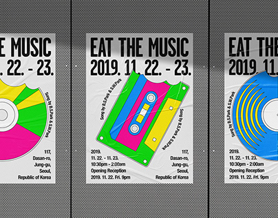 Eat the Music