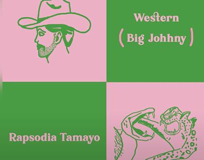 Fuimos Viajeros - Western (Big Johhny)/Rapsodia Tamayo