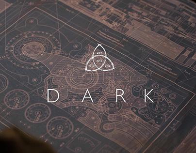 Dark (TV series) Web Design