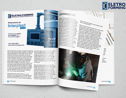 Eletro Forming (Magazine Ad)