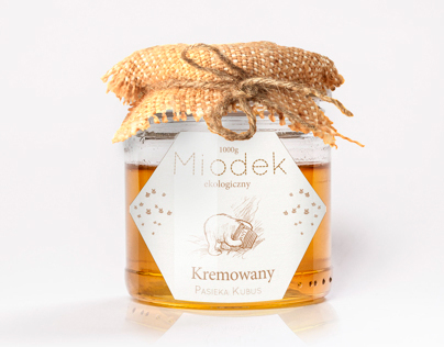 Label series project for honey