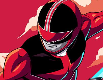 Time Fire/ Quantum Ranger
