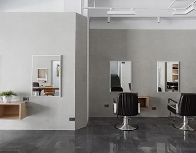 INTERIOR PHOTOGRAPHY 台中 髮廊商業空間