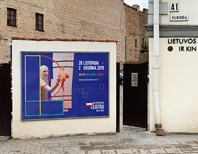 Days of Polish Theatre in Lithuania   Visual Identity