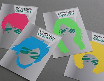 Postcards Recruiting Fraunhofer Gesellschaft