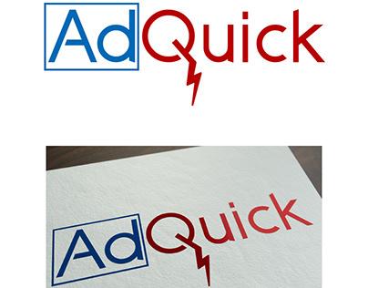 AdQuick Logo Concept