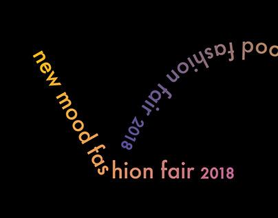 New mood fashion fair 2018
