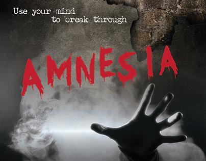 Game Amnesia plakat