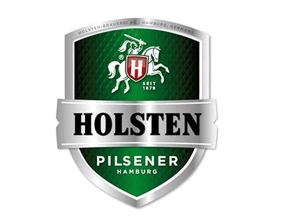 Holsten Packaging Relaunch