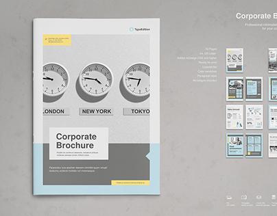 Professional Corporate Brochure