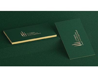 Cypress Healthcare Management | Logo Design