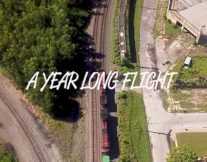 A Year Long Flight