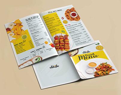Branding Project for Food Hangar