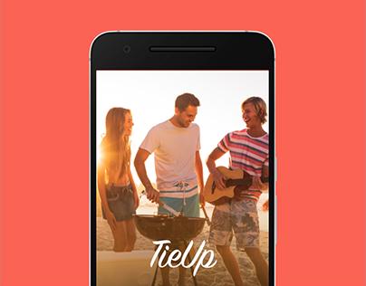 TieUp - Neighbourhood App