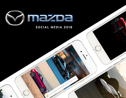 Mazda RRSS 2018