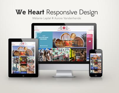 Webdesign # Weheart