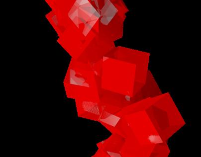 Pixel cloud