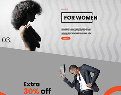 Free Download Fashion Shop Website Template