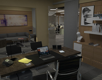 OFFICE - RENDER