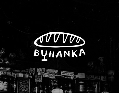 BUHANKA | bar logo