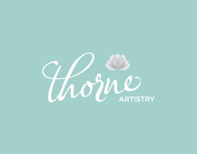 Thorne Artistry Branding