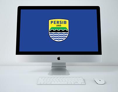 Persib - Desktop Wallpaper Design