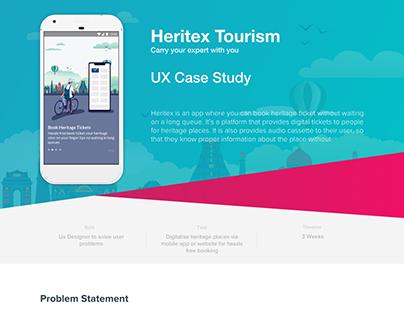 Ux Case Study Heritage App