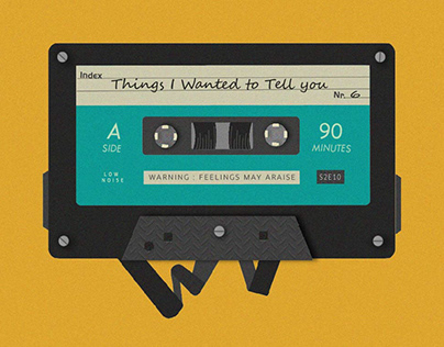 A cassette.