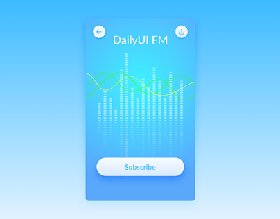 DailyUI 026-Subscribe