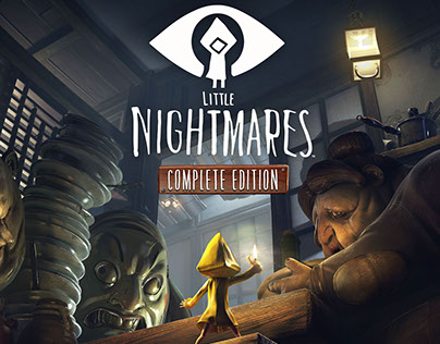Little Nightmares Deluxe & Complete Edition