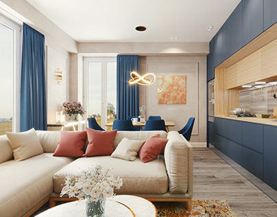 Nurlitay Hills apartment