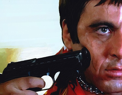 Al Pacino @ Scarface #1