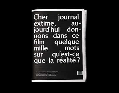 journaux extimes — magazine