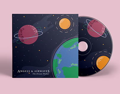 The Dream Walker CD Cover